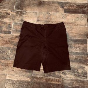 Mossimo brown Bermuda shorts